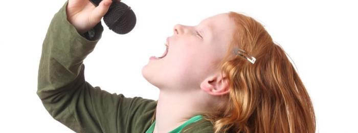 Stimme entdecken