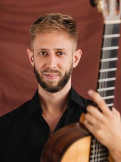 Maciej Lyczek, Gitarre