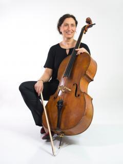 Marianne Bruckner, Violoncello